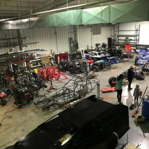 Dirt Modified Chassis Builder Shop