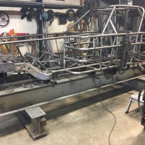 PCD Race Cars Shop Photos