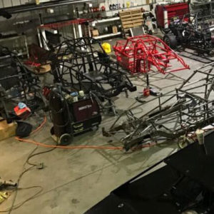 PCD Race Cars Chassis About